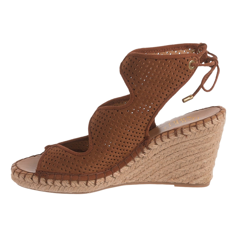 b931da159ddd Franco Sarto Nash Wedge Sandals (For Women) - Save 47%