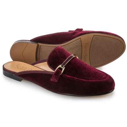Franco Sarto Pippa Mule Shoes (For Women) in Bordo - Closeouts
