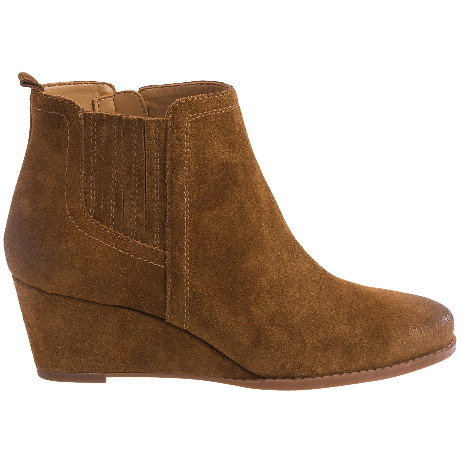 franco sarto welton wedge boots for save 54