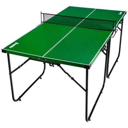 Franklin Official Height Mid-Size Table Tennis Set in Green - Overstock
