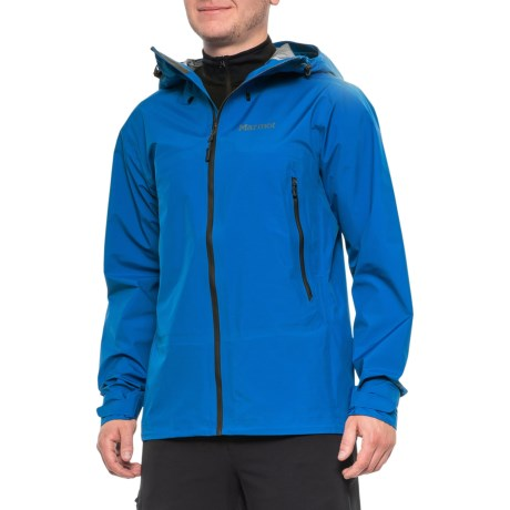 Fraxium Gore-Tex(R) Jacket - Waterproof (For Men) - TRUE BLUE (XL )