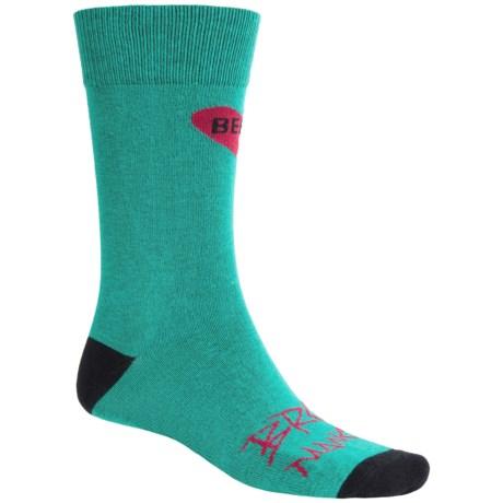 Freaker Lightweight Socks - Mid Calf (For Men and Women) in Bromance