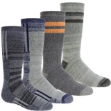 Free Country Boot Socks - 4-Pack, Crew (For Boys)