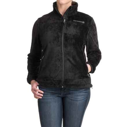 Free Country Butter Pile Jacket (For Women) in Black - Closeouts