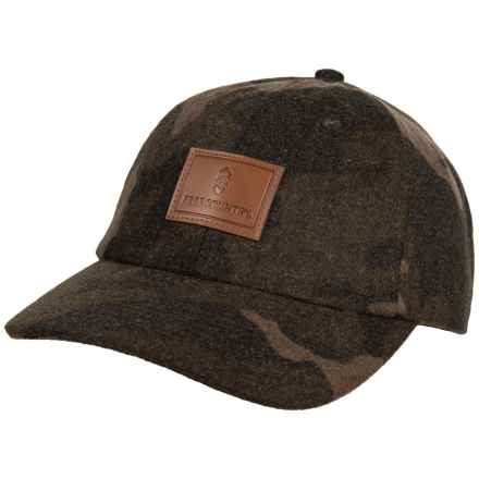 ea670ea7b8f Free Country Camo Baseball Cap - Wool Blend (For Men) in Camo - Closeouts