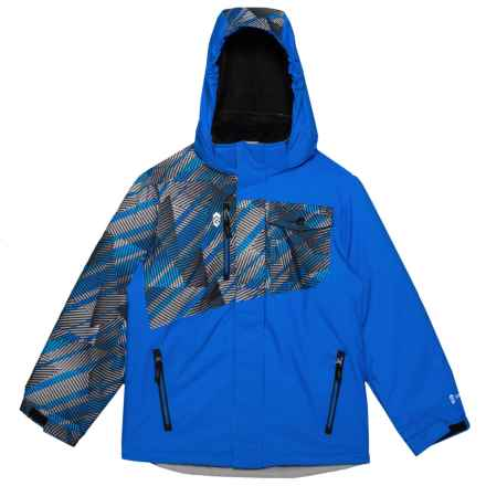 Free Country High Impact Boarder Jacket - Insulated (For Big Boys) in Electric Blue - Closeouts