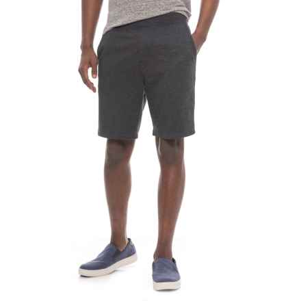 Free Country Outdoor Casual Drawstring Shorts (For Men) in Black - Closeouts