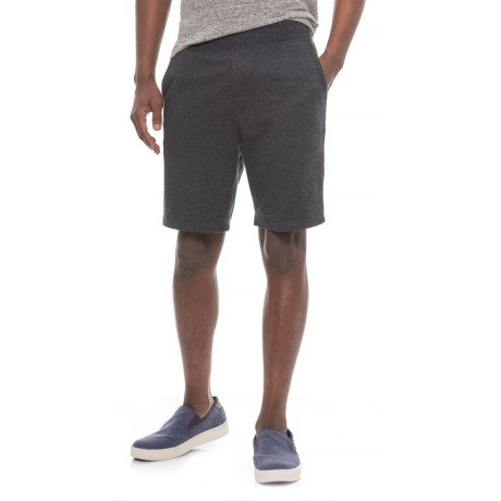 Free Country Outdoor Casual Drawstring Shorts (For Men) in Black