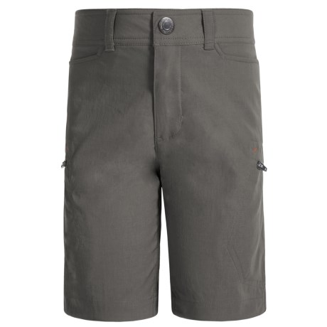Free Country Rugged Element Shorts (For Little and Big Boys) in Graphite