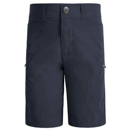 Free Country Rugged Element Shorts (For Little and Big Boys) in Navy - Closeouts