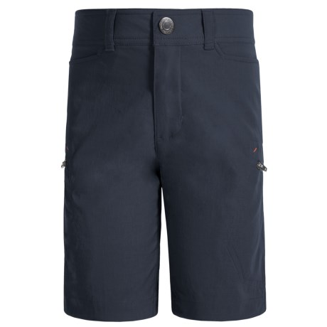 Free Country Rugged Element Shorts (For Little and Big Boys) in Navy