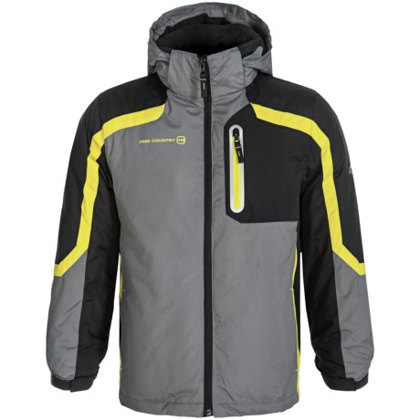 Free Country Systems Jacket Insulated, 3 in 1 (For Big Boys)