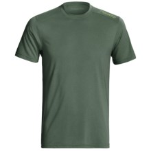 Free Fly Bamboo Breathe T-Shirt - Short Sleeve (For Men) in Bleached Teal - Closeouts