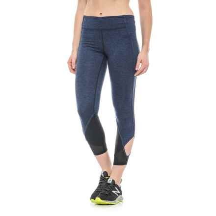 Free People Ace Leggings (For Women) in Blue Combo - Closeouts