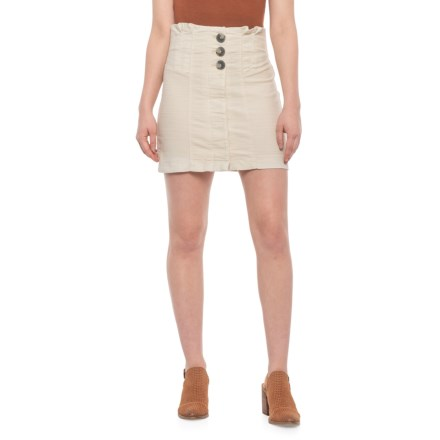 d9eac362e12 Free People Atlas Cloud Every Minute Every Hour Skirt (For Women) in Atlas  Cloud