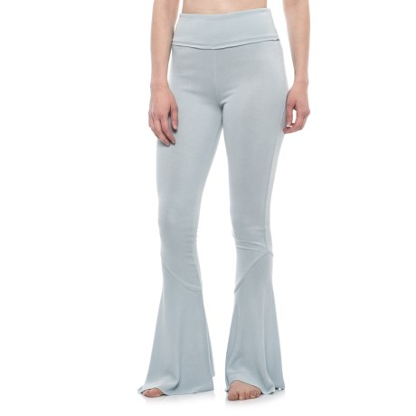 Free People Ebb and Flow Pants - Modal (For Women) in Blue