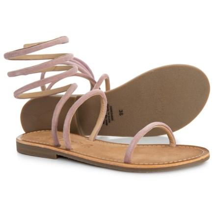 66c0724b2b04 Free People Havana Gladiator Sandals - Suede (For Women) in Pink