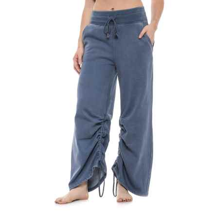 Free People In a Cinch Pants (For Women) in Wave - Closeouts