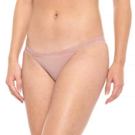 Free People Layla Tanga Panties (For Women) in Rose