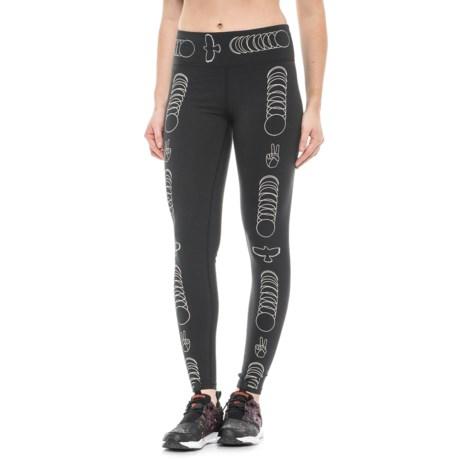 Free People Lua Leggings (For Women) in Black