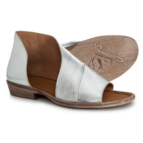 66f3c4918ec Free People Made in Spain Mont Blanc Asymmetrical Sandals - Leather (For  Women) in