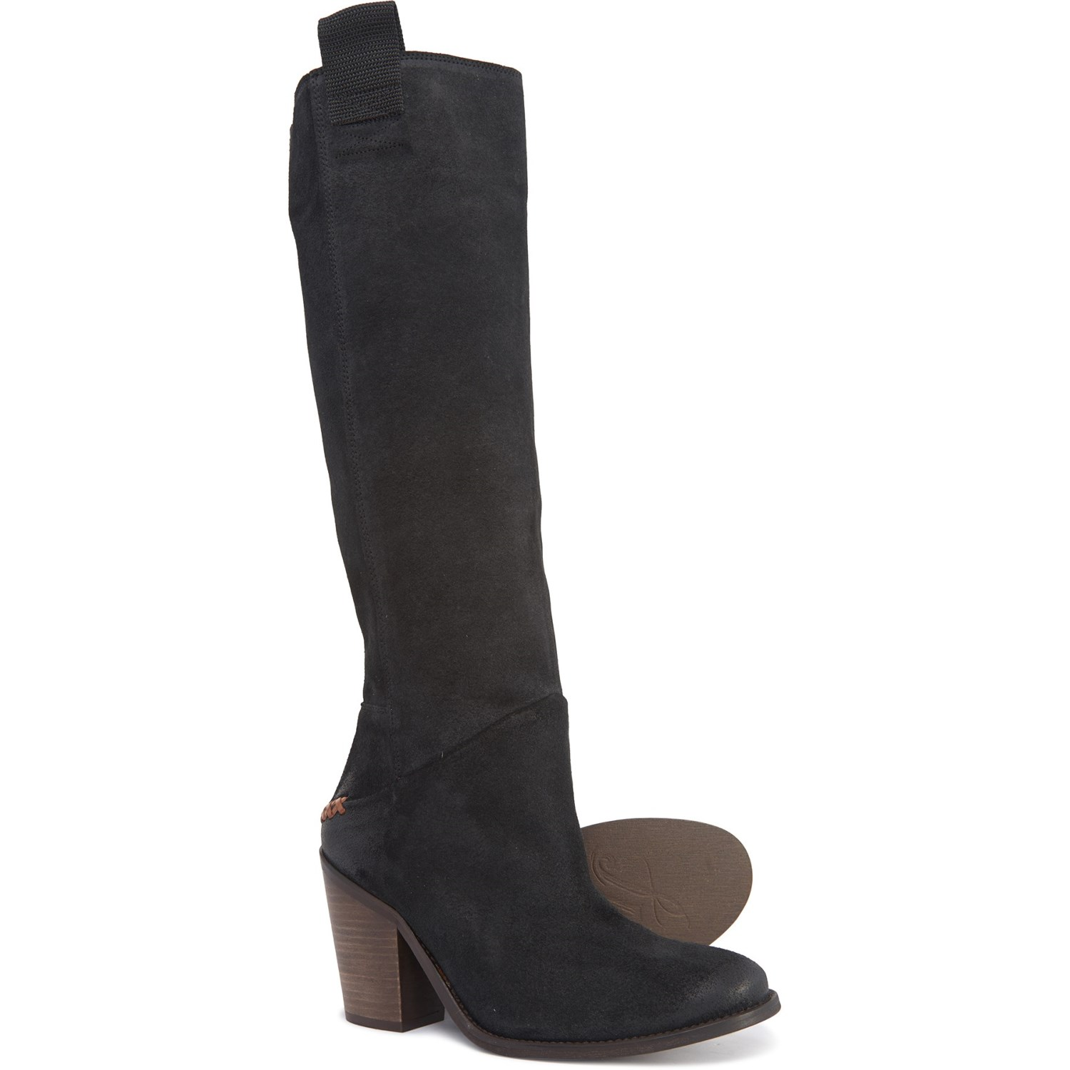 Free People Montgomery Slouch Boots
