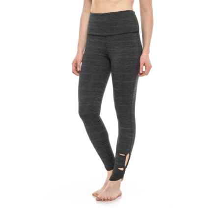 Free People Revolve Leggings (For Women) in Grey Combo - Closeouts