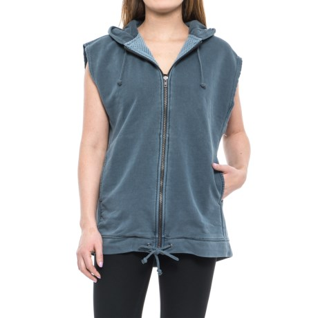 Free People Vagabond Vest (For Women) in Blue