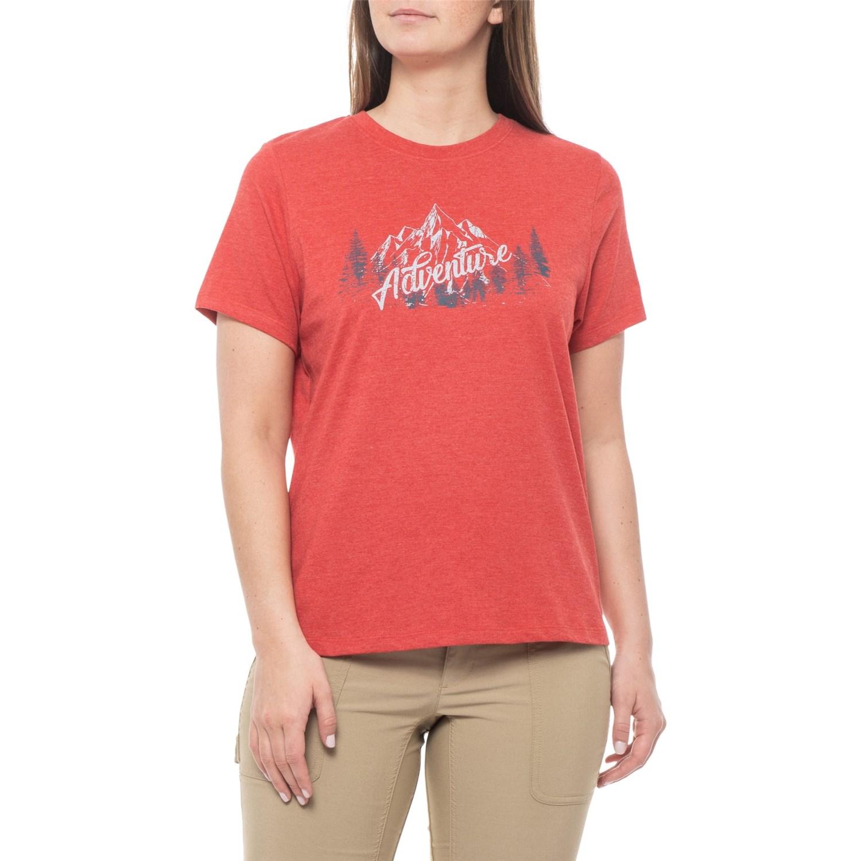 6c33b0786 Freedom Trail Adventure T-Shirt (For Women) - Save 50%