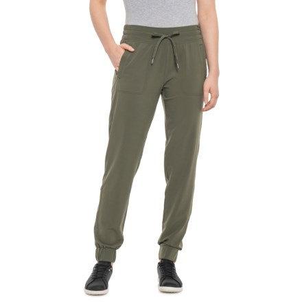 3139996d962da Freedom Trail by Kyodan Rosemary Woven Pants (For Women) in Rosemary -  Closeouts