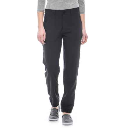 Freedom Trail Cargo Pants (For Women) in Black - Closeouts