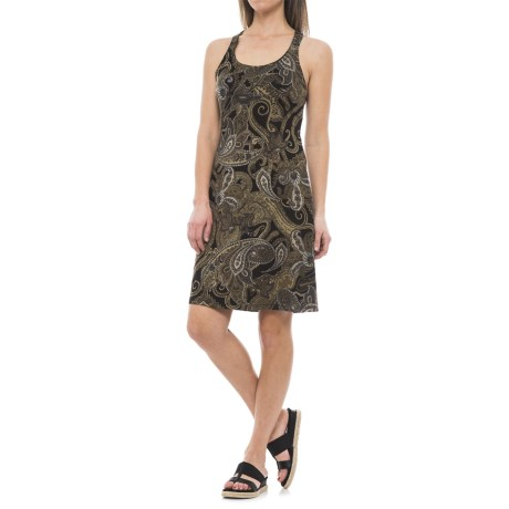 Freedom Trail Crossed-Strap Dress - Sleeveless (For Women)