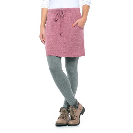 Freedom Trail French Terry Skirt (For Women)