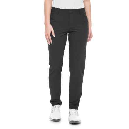 Freedom Trail Golf Pants (For Women) in Black - Closeouts