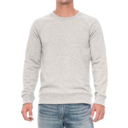 Freedom Trail Kyodan Sweatshirt (For Men) in Grey Melange - Closeouts