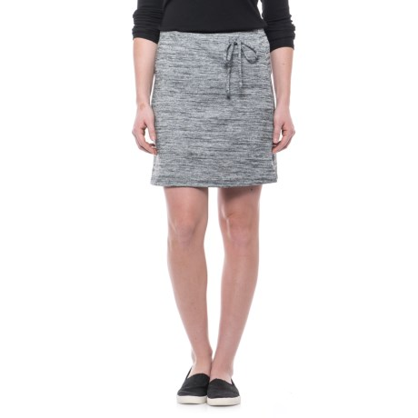 Freedom Trail Trail Skirt (For Women) in Black/White