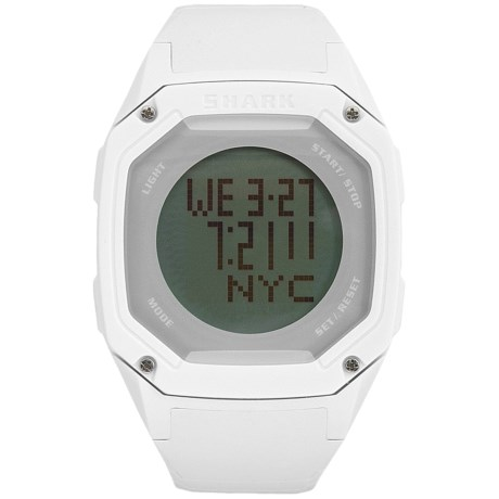 Freestyle Killer Shark Touch Digital Watch in White