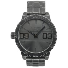 Freestyle The Dictator Antique Watch - Stainless Steel in Gunmetal - Closeouts