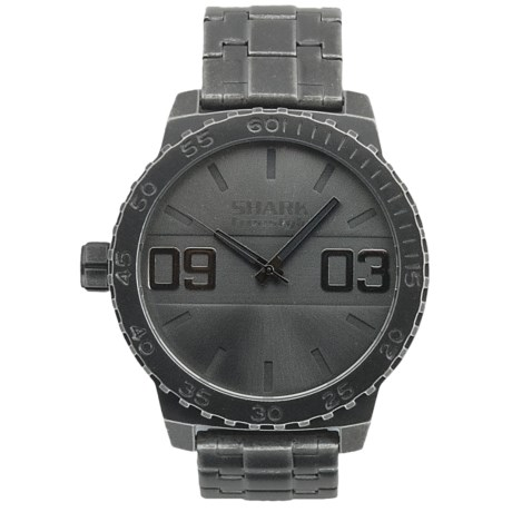 Freestyle The Dictator Antique Watch - Stainless Steel in Gunmetal
