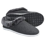 Freewaters Homer Slippers - Felted Wool, Removable Liner (For Men)