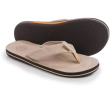 Freewaters Jackson Flip-Flops (For Men) in Tan - Closeouts