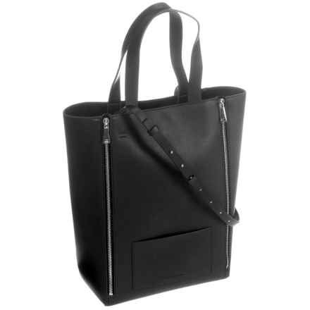 French Connection Bijou Tote Bag (For Women) in Black - Closeouts