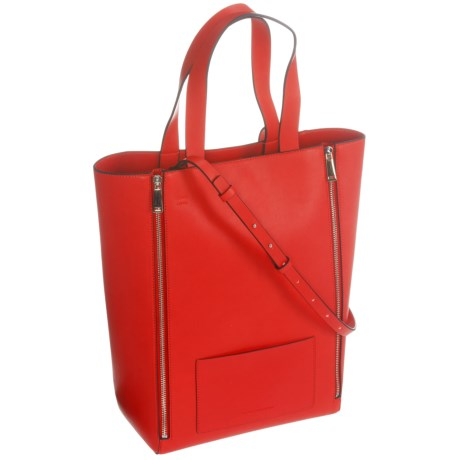 French Connection Bijou Tote Bag (For Women) in Shanghai Red