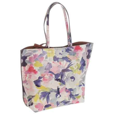French Connection James Tote Bag (For Women) in Floral - Closeouts