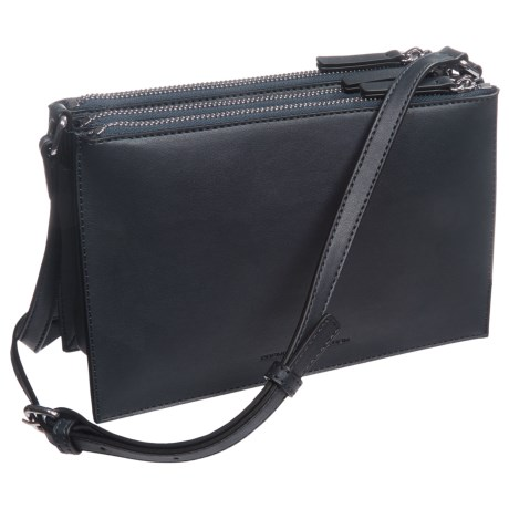 French Connection Reese Trio Crossbody Bag (For Women) in Utility Blue