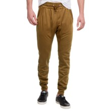 French Terry Joggers (For Men) in Tobacco - 2nds