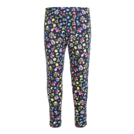 French Toast Printed Leggings (For Little and Big Girls)
