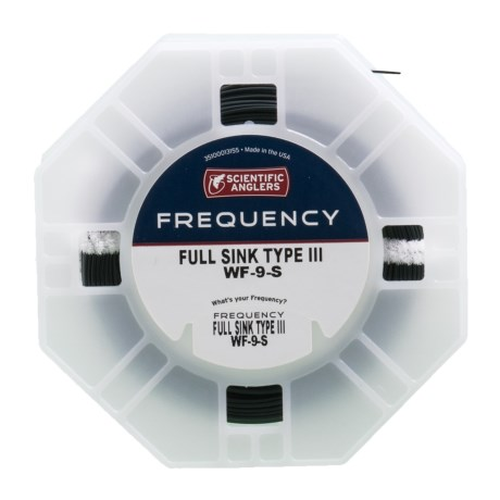 Frequency Full Sink Fly Line – Weight Forward, Sinking