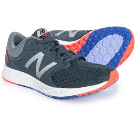 Fresh Foam(R) Zante V4 Running Shoes (For Women) - GUNMETAL (7 )