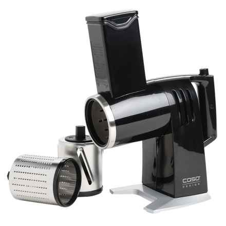 Frieling Electric Grater with Three Drums in Black - Overstock